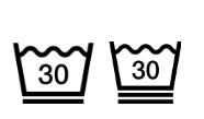 エアークローゼットの洗濯コース表示